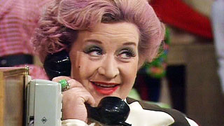 Are You Being Served?'s Mollie Sugden
