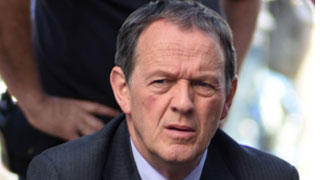 Inspector Lewis' Kevin Whately