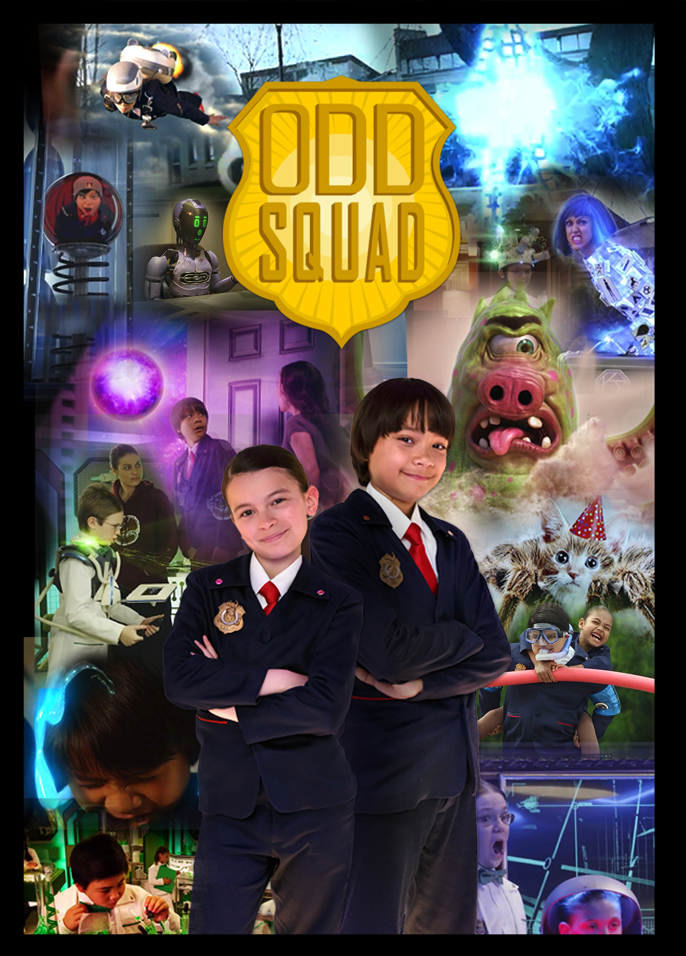 About Odd Squad