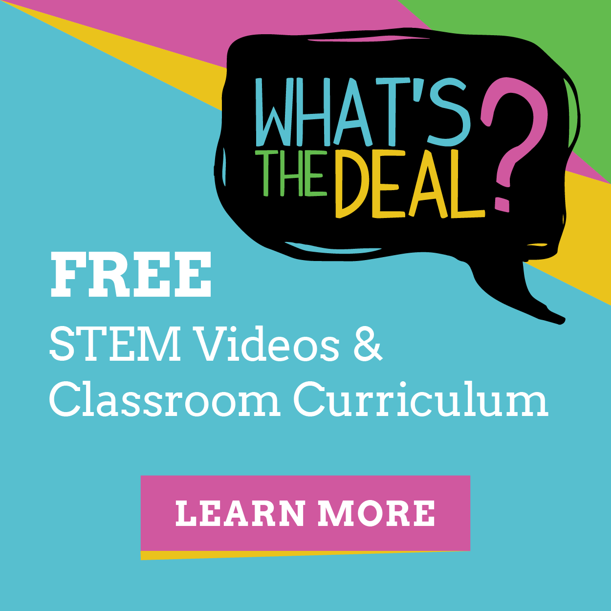FREE STEM Curriculum for Teachers