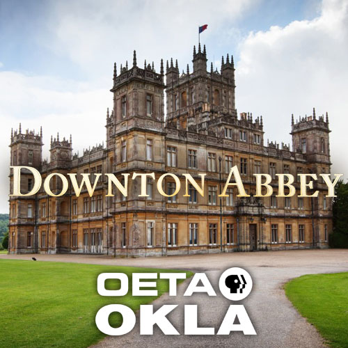 Downton Abbey Marathon on OKLA
