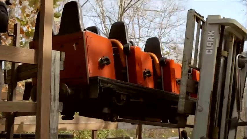 How Rollercoasters Are Made