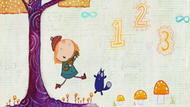 Peg + Cat is the new show in town