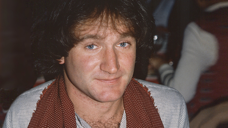 NOW STREAMING: Robin Williams Remembered