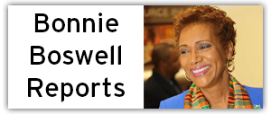 Bonnie Boswell Reports