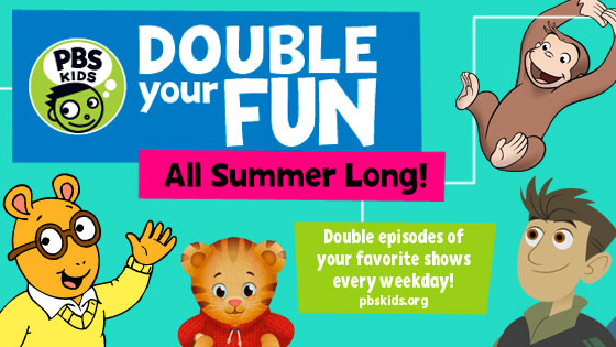 PBS KIDS Summer Schedule