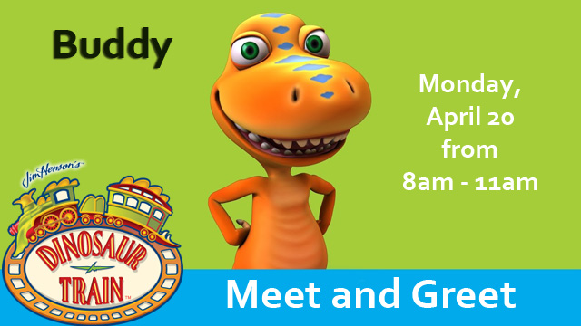 Meet and Greet with Buddy