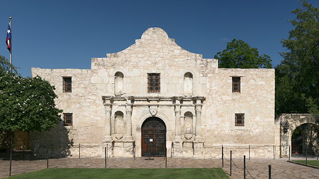A Road to the Alamo: The Albert Martin Story