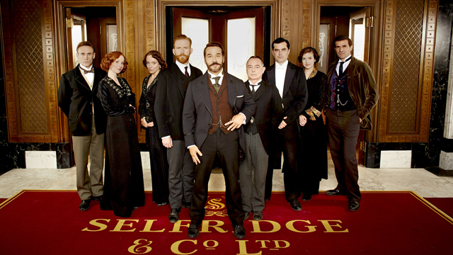 Mr. Selfridge on Masterpiece