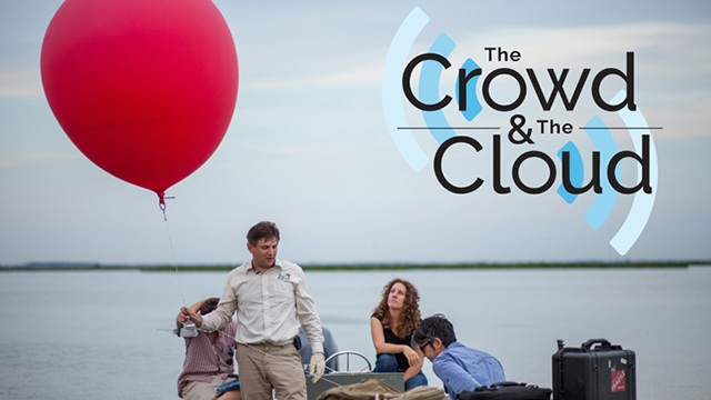 The Crowd & the Cloud ~ Mondays at 10pm