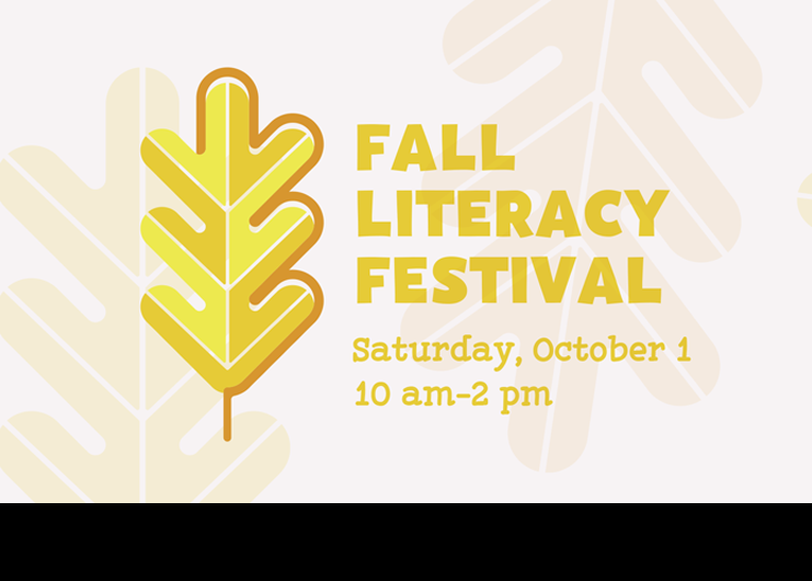 Fall Literacy Festival October 1 in OKC