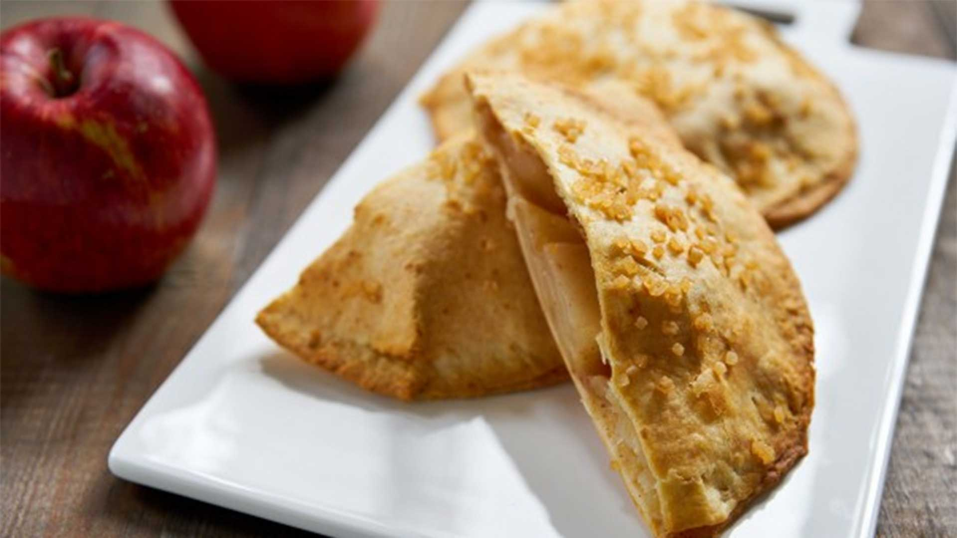Easy Apple Hand Pies in 30 Minutes!