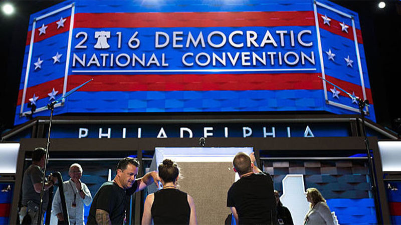 PBS Convention Coverage -- A Newshour Special Report