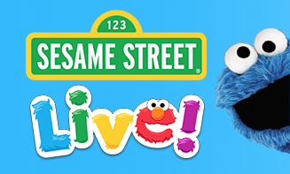 Sesame Street Live! Comes to Coral Gables