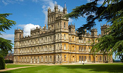 HIGHCLERE CASTLE LONDON TRIP