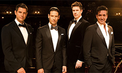 IL DIVO – Greatest Songs of Broadway Concert