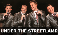 UNDER THE STREETLAMP with Opening Act: Gentleman's Rule - WAITLIST ONLY