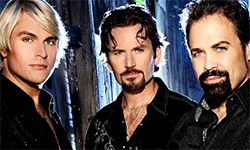 THE TEXAS TENORS  LIVE IN CONCERT
