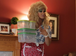 Drag Queen and Tupperware Salesperson Dee W. leye