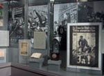 The museum of Jewish Heritage exhibit on the lives and talents of Jews who lived in Nazi concentration camps