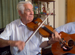 Ohio Heritage Fellow fiddle player Kenny Sidle: http://www.ohiofolkarts.org/kenny-sidle/