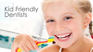 Find Kid Friendly Dentists