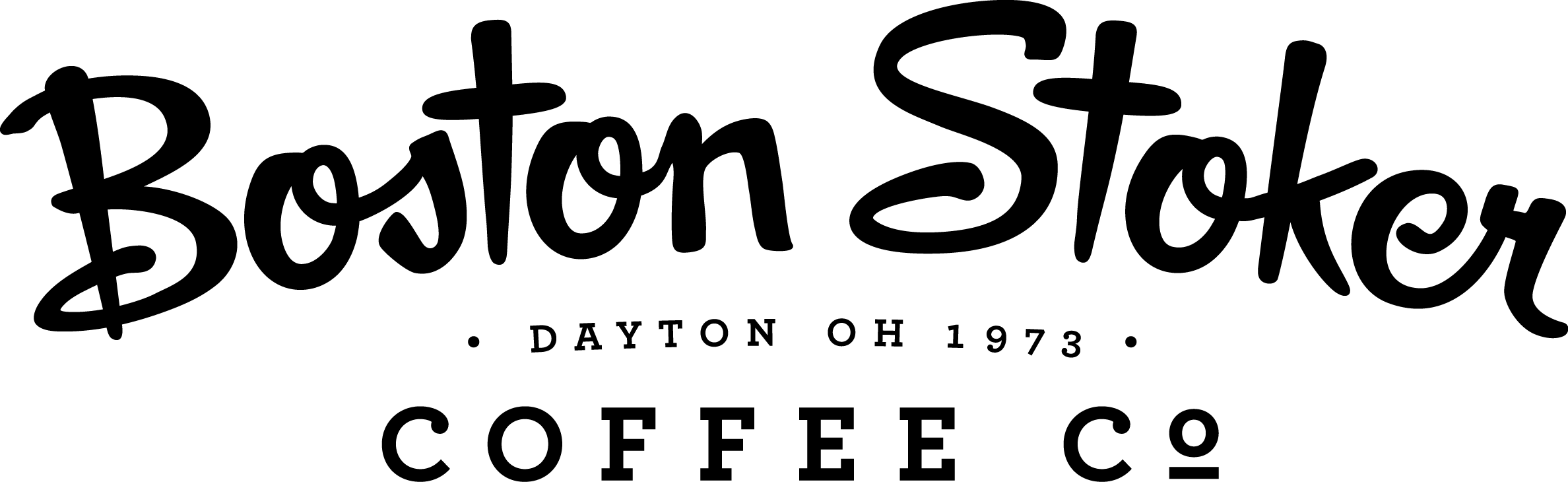 Boston Stoker Coffee Co - Dayton Ohio 1973