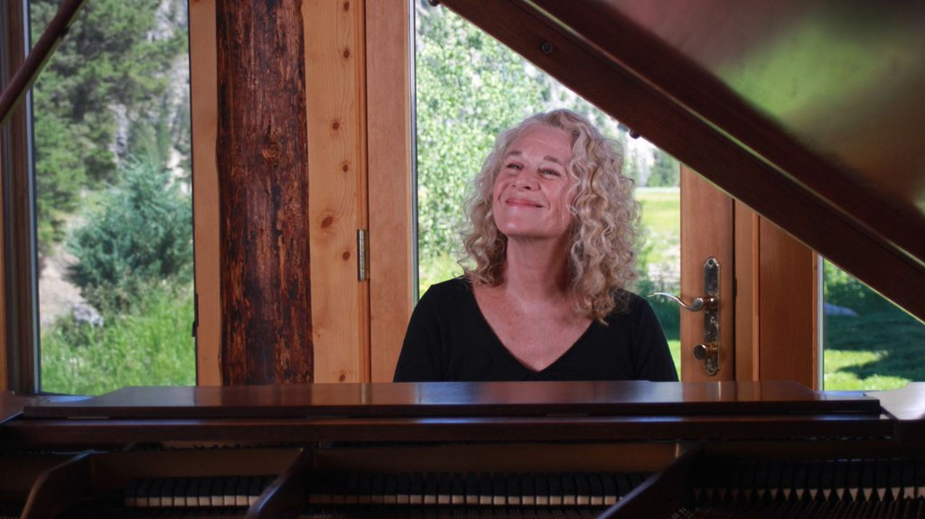 Carole King - Natural Woman Friday, February 19, 9 p.m.