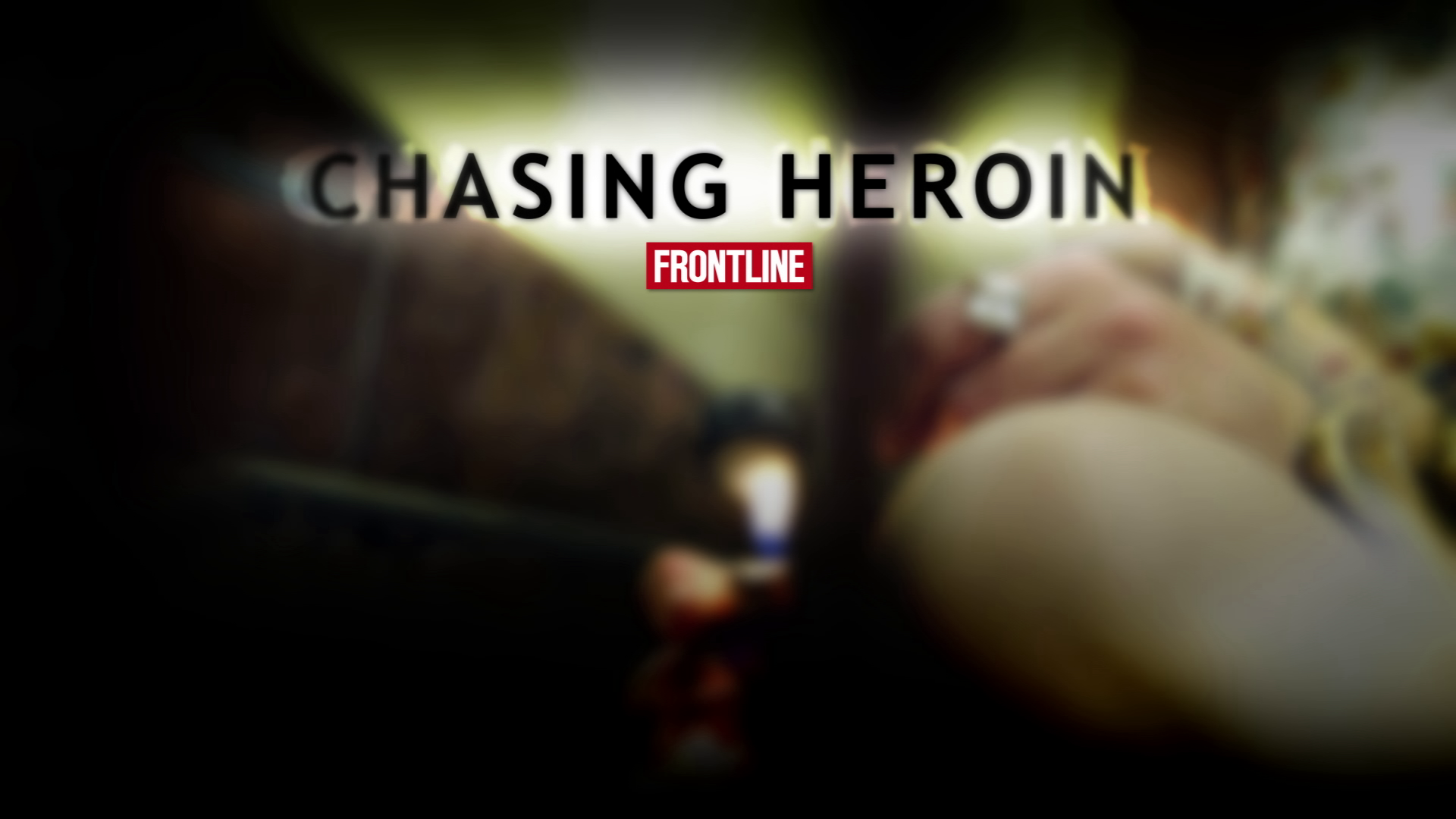 Frontline: Chasing Heroin - Tuesday, February 29, 9 p.m.