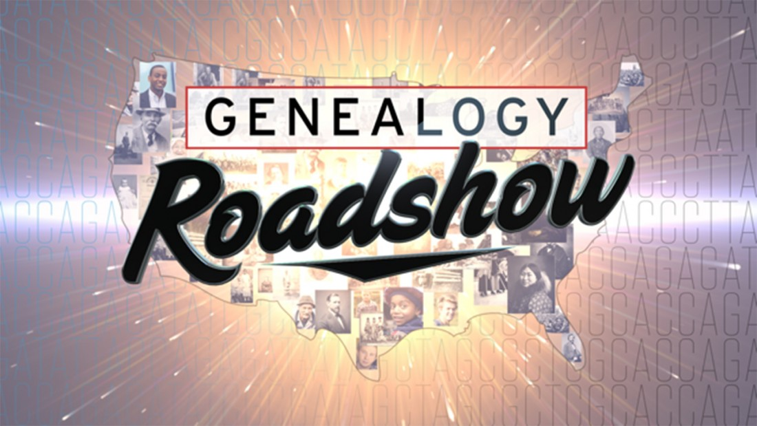 Genealogy Roadshow - Tuesday's at 8 p.m.