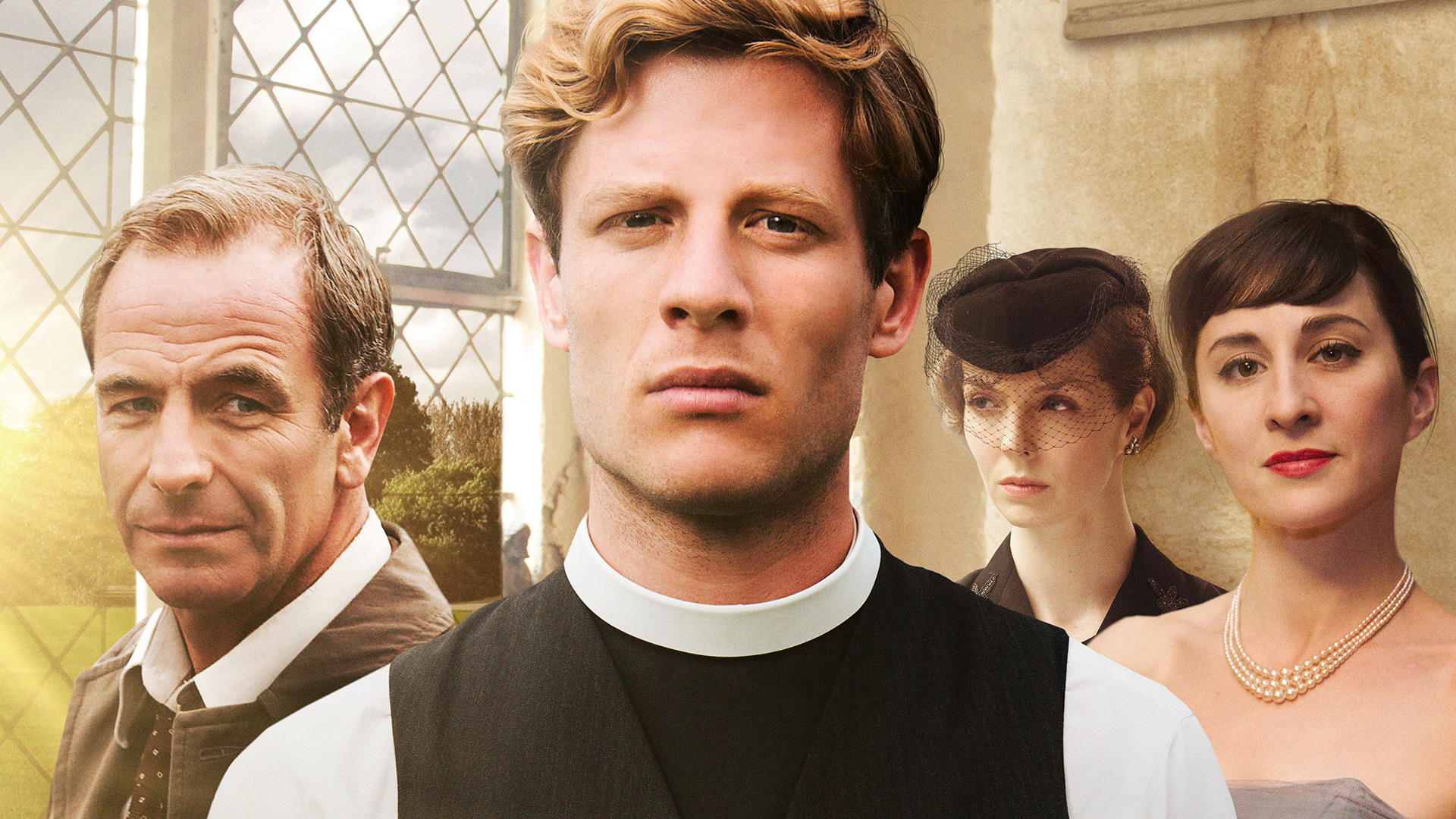 Grantchester - Sundays at 9 p.m.