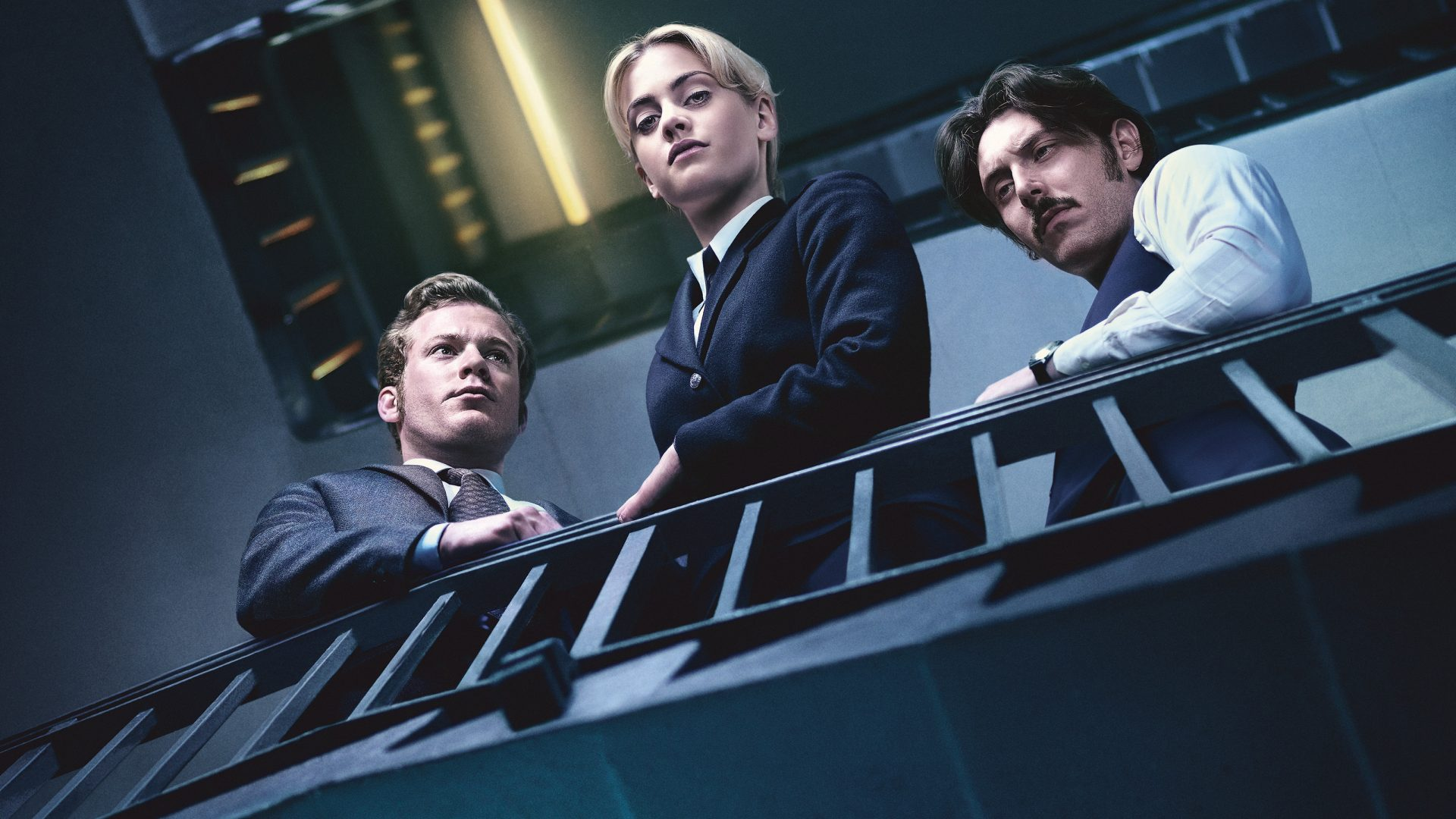 Masterpiece - Prime Suspect: Tennison Sundays 10 p.m. June 25 - July 9