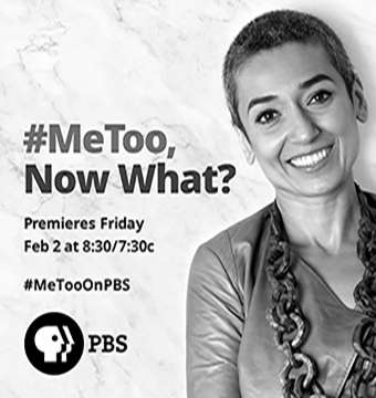 #MeToo, Now What - Fridays at 8:30 pm. beginning February