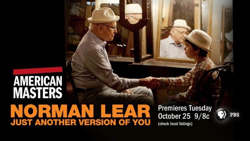 American Masters:  Norman Lear - Wednesday, October 25  - 9 p.m.