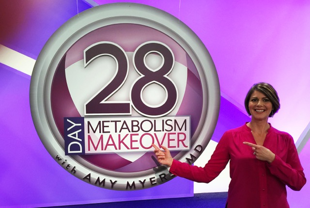 28 Day Metabolism Makeover with Dr. Amy Myers