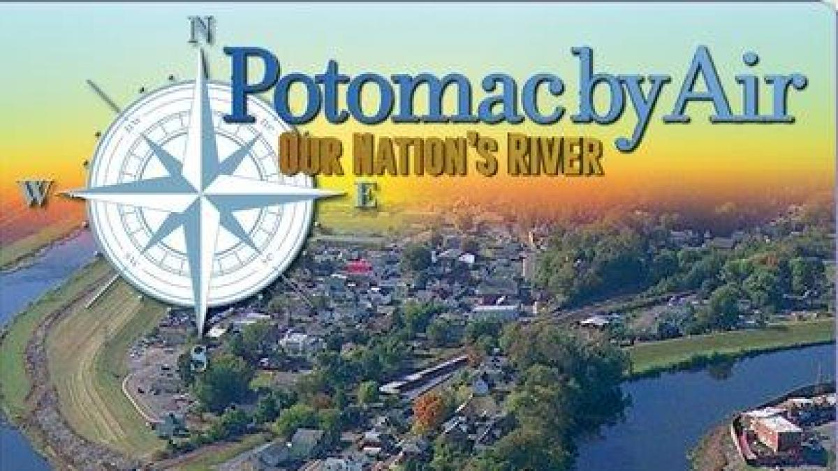 Potomac by Air: Our Nation's River