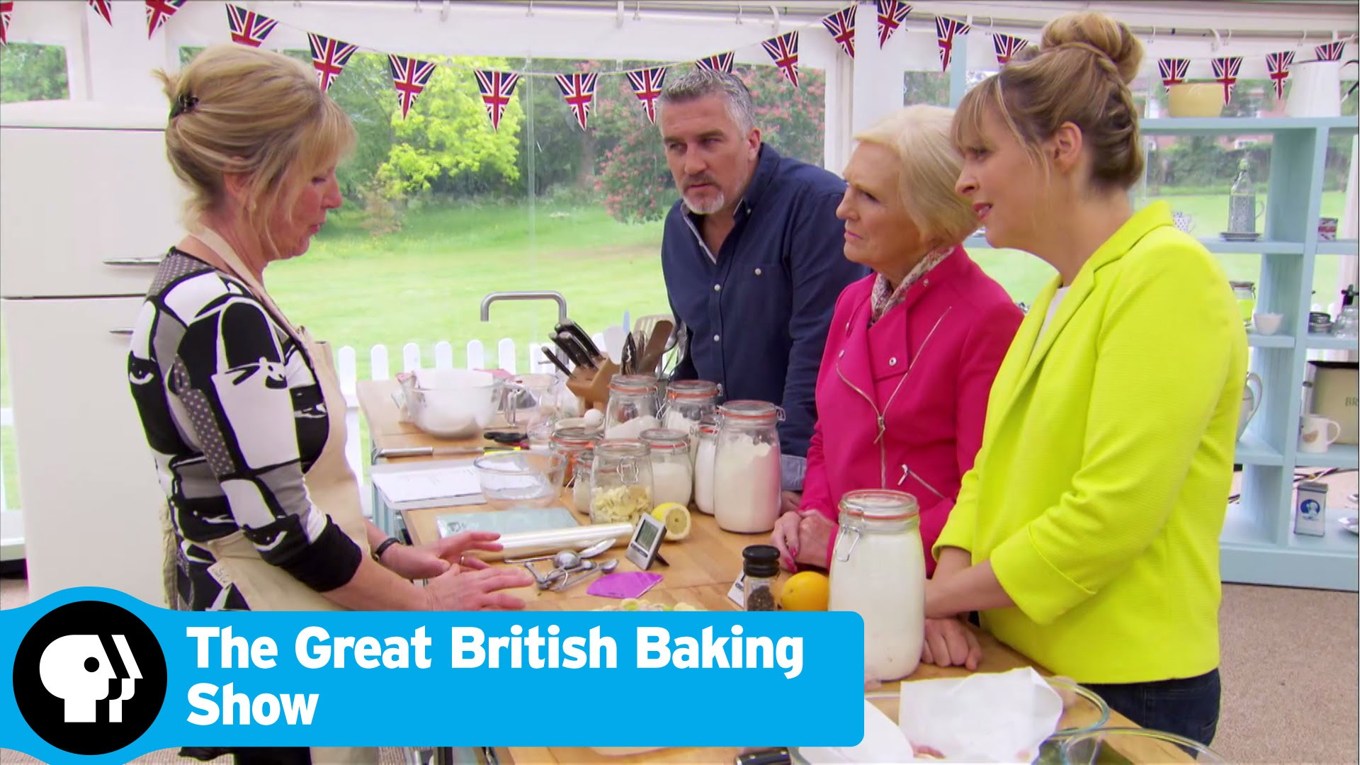 The Great British Baking Show - Fridays 9 p.m.