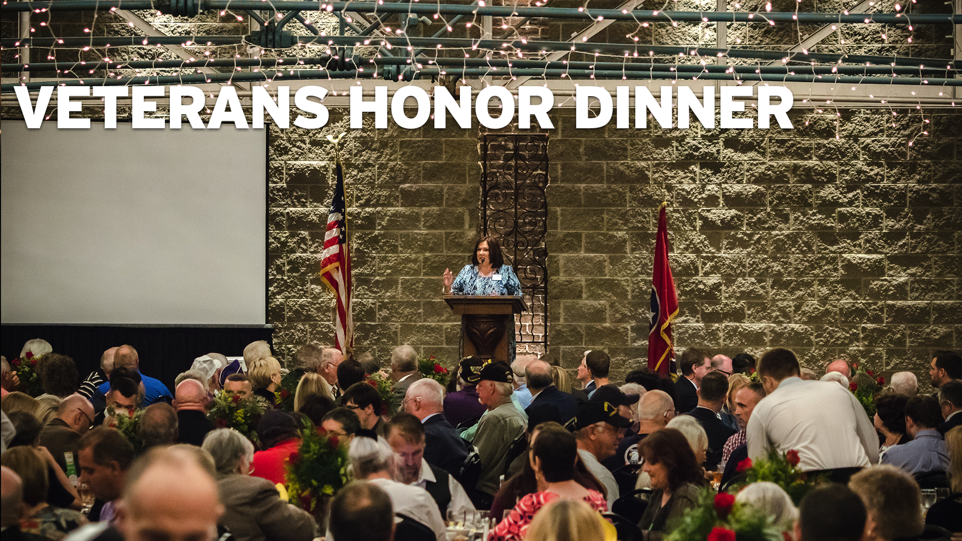 VETERANS HONOR DINNER