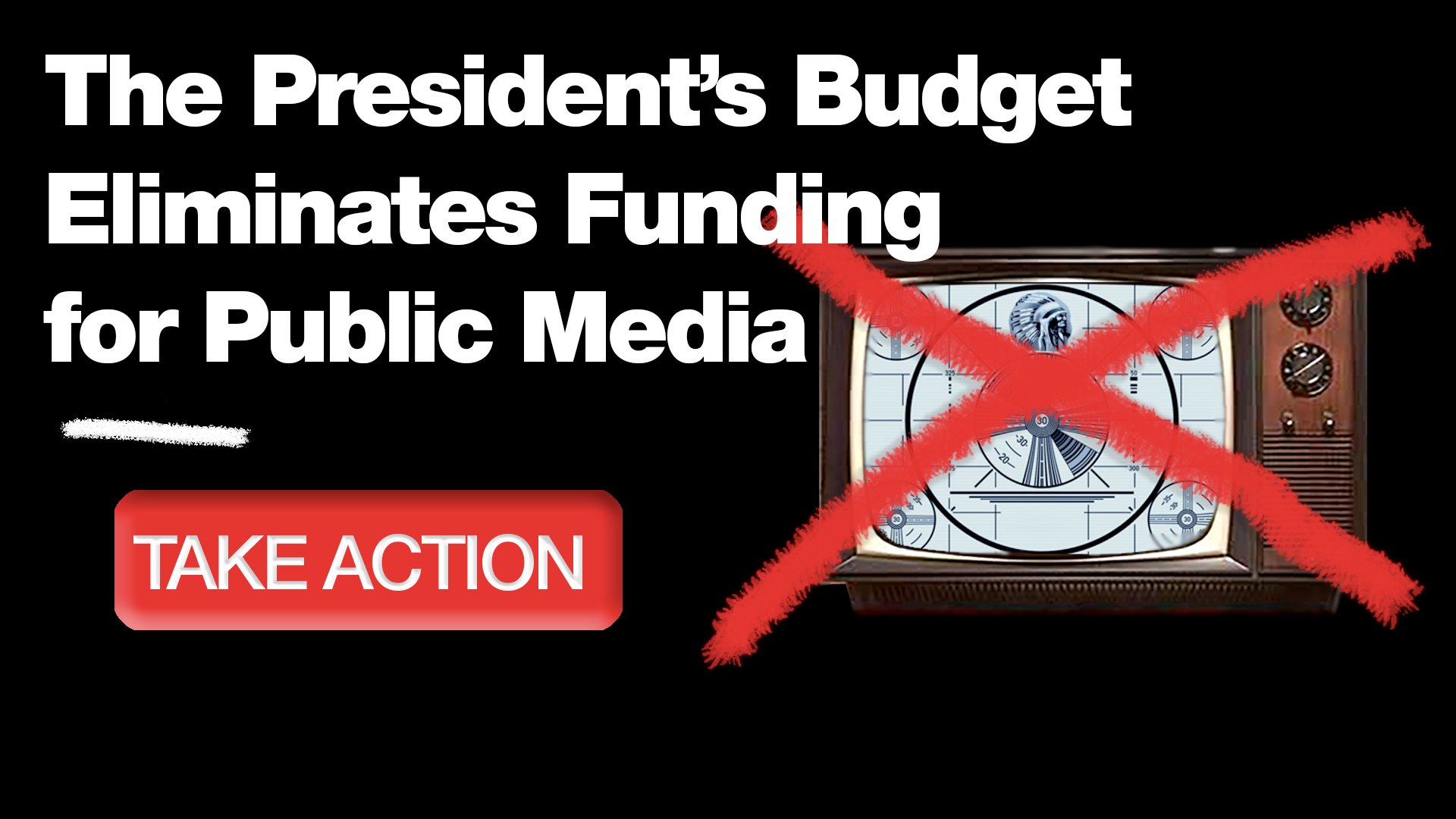 Urge the Administration to Support Public Media
