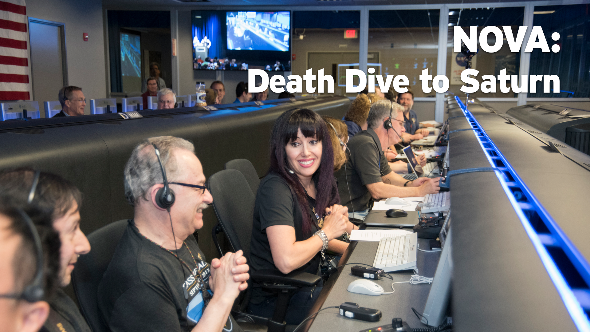 Death Dive to Saturn Preview