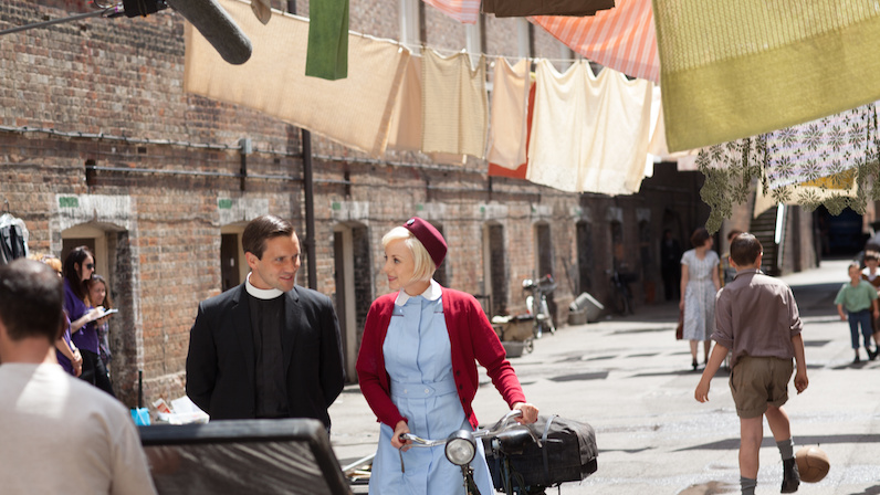 New Season of Call the Midwife airs Sunday, March 29