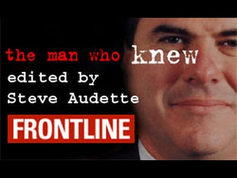 Frontline: The Man Who Knew Tuesday,  September 6 - 9 p.m.