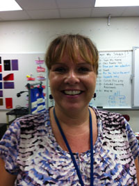 Bond Teacher - Michelle McGady