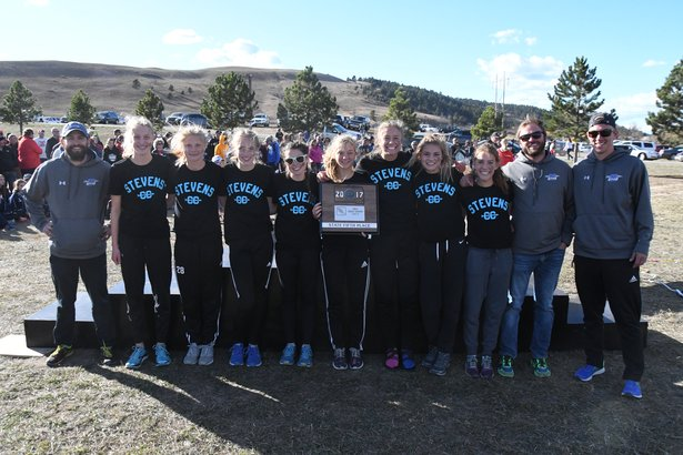 2017 CC Class AA Girls 5th Place - Rapid City Stevens.jpg