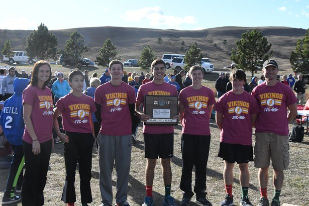 2017 CC Class B Boys 5th Place - James Valley Christian.jpg
