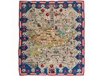 Wes Cowan from Cowan's Auctions details an historic American history quilt