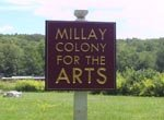 The Millay Colony for the Arts in New York.
