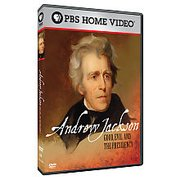 Shop PBS: Andrew Jackson (DVD)