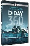 Shop PBS: D-Day 360 (DVD)