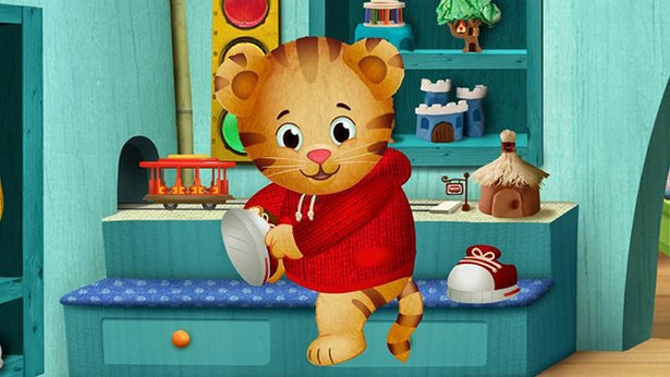 Meet Daniel Tiger at the Electric City Trolley Station and Museum